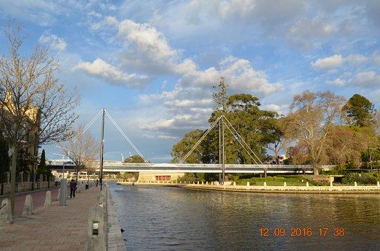 Picture Of Claisebrook Cove, Perth
