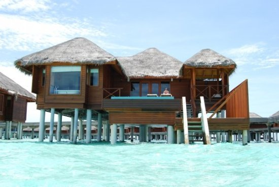 Huvafen Fushi Maldives Foto