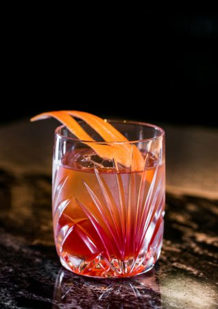 Mnky Hse: Negroni