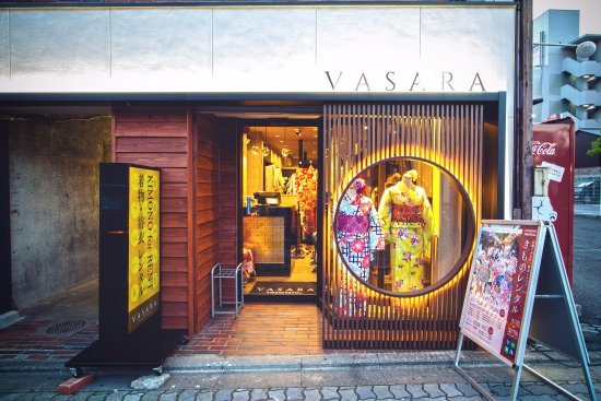 VASARA Kimono Rental , Kyoto Gion