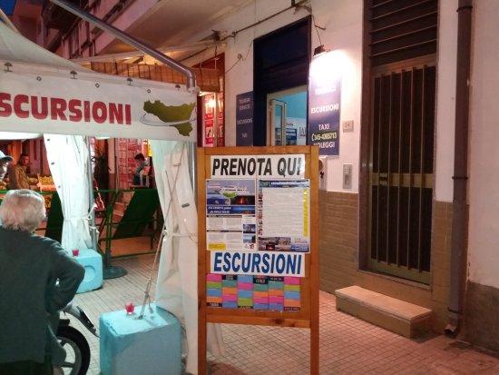 Oliveri, Italien: esterno