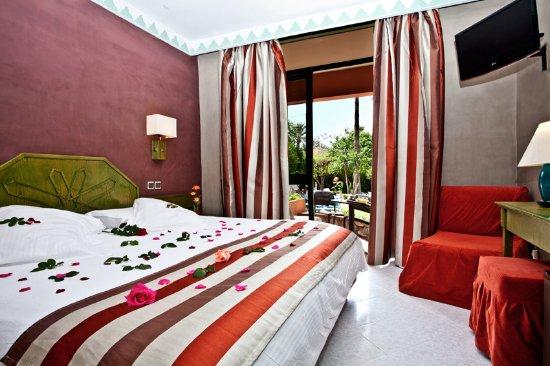 The bleu sky photo de hotel chems marrakech tripadvisor - Prix chambre hotel mamounia marrakech ...
