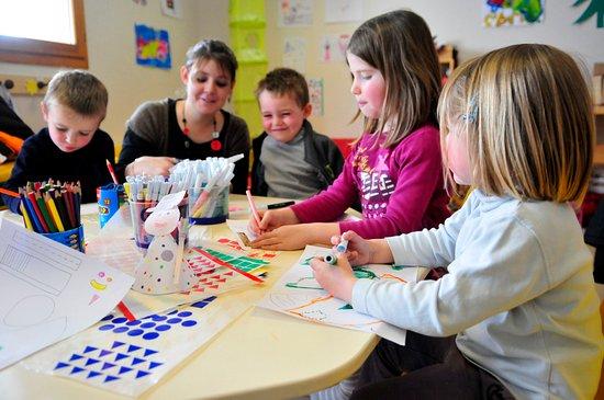 Village Club Cap'vacances Tignes: Club enfants - Village Club Cap'vacances de Tignes