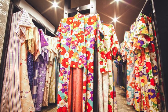 VASARA Kimono Rental , Kyoto Gion Honten