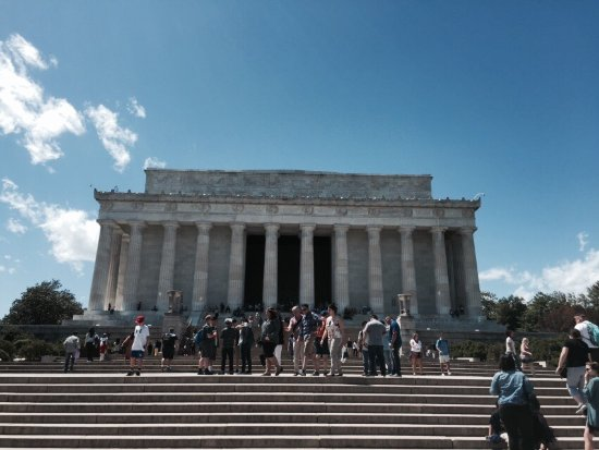 Photo of Monument / Landmark Lincoln Memorial at Lincoln Memorial Circle Sw, Washington DC, DC 20037, United States
