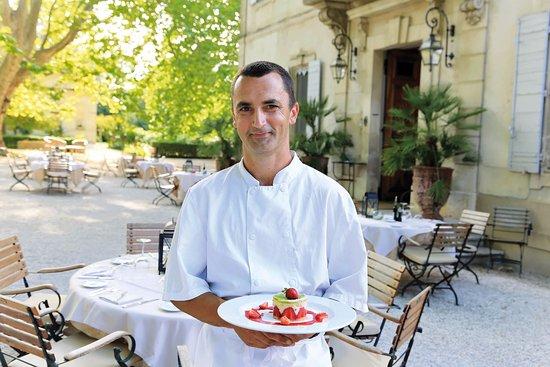 Le Chateau des Alpilles: Restaurant