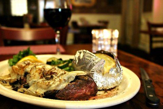 Best steaks in Hornell!