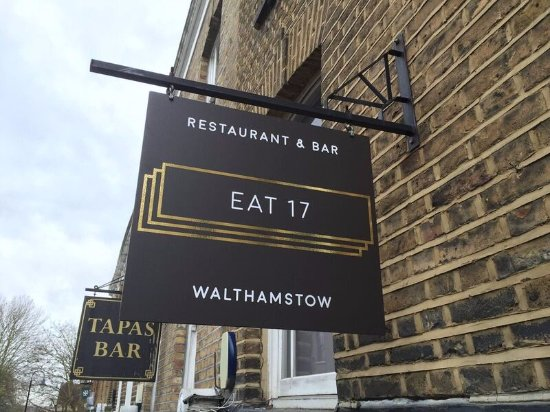 Eat 17: Welcome to eat17 - a family run bistro set in the heart of Walthamstow Village.