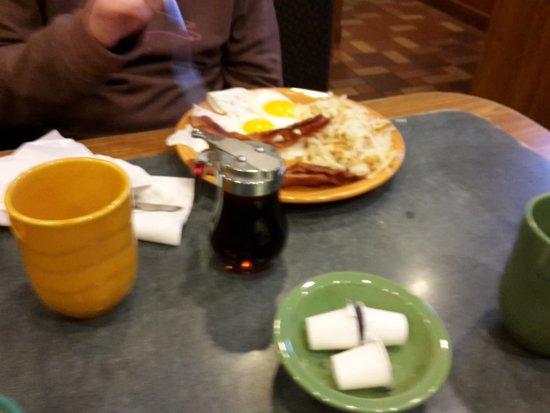 Canonsburg, PA: Breakfast overload.