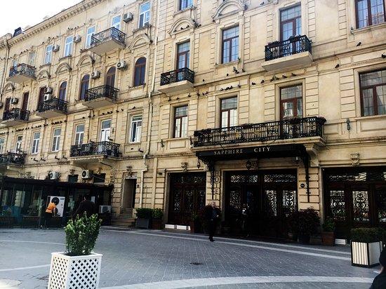 Sapphire City Hotel Baku