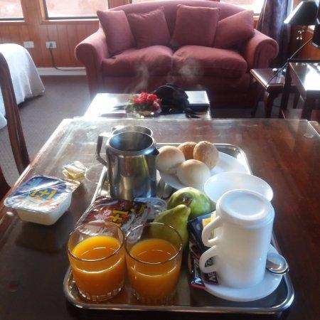 Apart Hotel Colon: Desayuno, variaba casi todos los dias. Muy bueno.