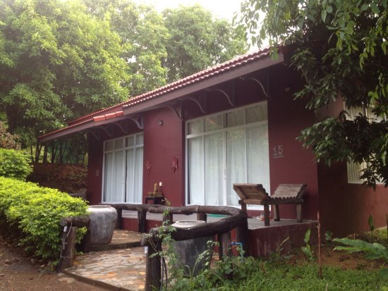 Memoria Palace & Resort : Nice room and view in Pailin
