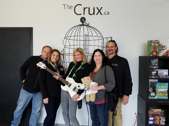 The Crux Escape Rooms Niagara