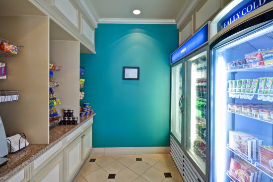 Hilton Garden Inn Sarasota - Bradenton Airport: Our Pavilion Pantry is open 24 hours a day.