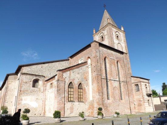 San Francesco Church : Tył kościoła