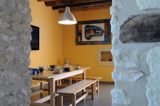 Saint-Georges-sur-Cher, Γαλλία: Espace petits déjeuners