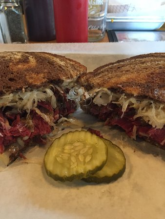 Valparaiso, IN: Stop by and enjoy our top rated Brisket Sandwich.