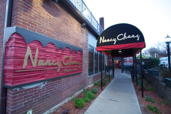 Nancy Chang Restaurant Worcester Menu