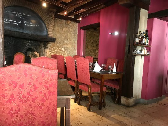 Salle picture of la table saint jean provins tripadvisor - La table saint jean provins ...