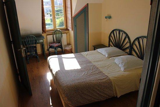 Hotel de la Plage : Chambre de 5 personnes (parents)