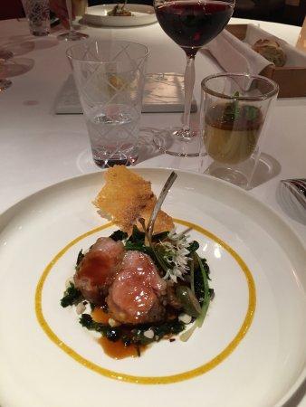 Photo de la table du gourmet riquewihr - Restaurant riquewihr table du gourmet ...