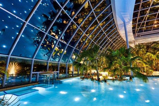 Euskirchen, Germany: Poolbar im Palmenparadies
