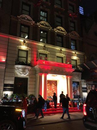 Sanctuary Hotel New York Foto