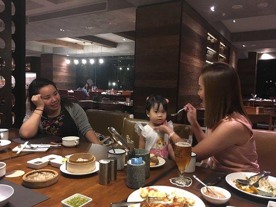 Goji Kitchen Bar Dinner
