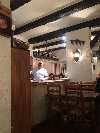 Restaurant la vieille pelle dans marseille avec cuisine for Chambre de commerce italienne marseille