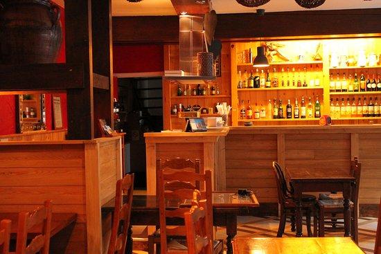 La Grave, France: Restaurant Les Glaciers