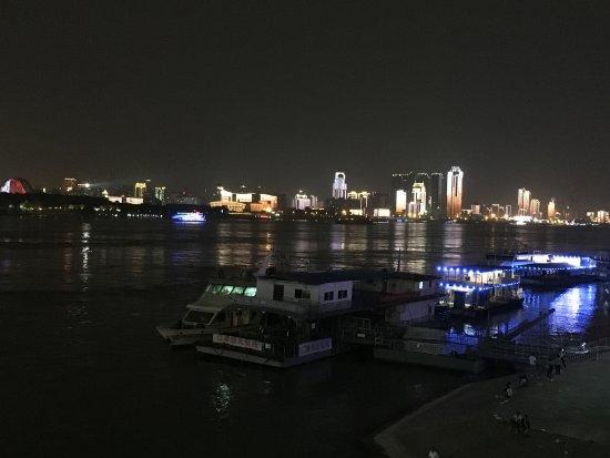 Wuhan the Second Yangtze River Bridge: 大橋の周囲