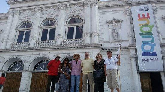 Tour a Pie Por Iquique