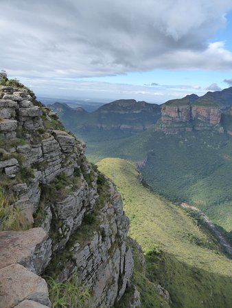 Graskop, South Africa: canyon