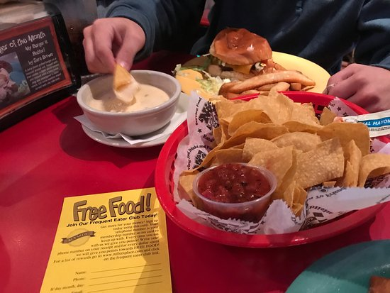 Niffer's Place: Chips and cheese dip