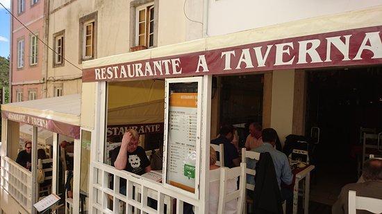 Taverna bar picture of taverna bar sintra tripadvisor - Mobile bar taverna ...