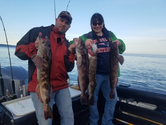 Best halibut fishing autos post for Halibut fishing charters washington