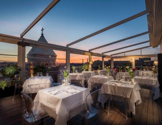 Provare per un aperitivo sulla terrazza - Recensioni su La Griffe ...