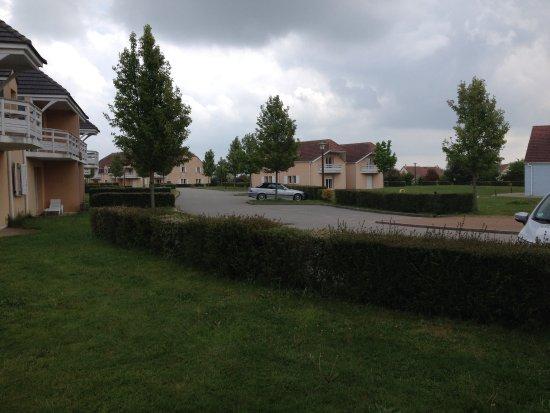 Boulleville, France : Vue d'ensemble