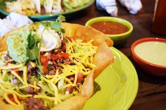 Taquilo's Tex-Mex Cantina: Taq-O Salad