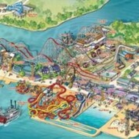 Indiana Beach Map INDIANA BEACH LODGING $157 ($̶2̶5̶4̶)   Updated 2019 Prices