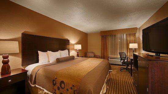 Best Western Plus Tucson Int'l Airport Hotel & Suites : King room