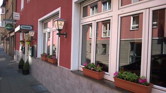 Gasthof-Pension Zum Schwaenlein: Eingang
