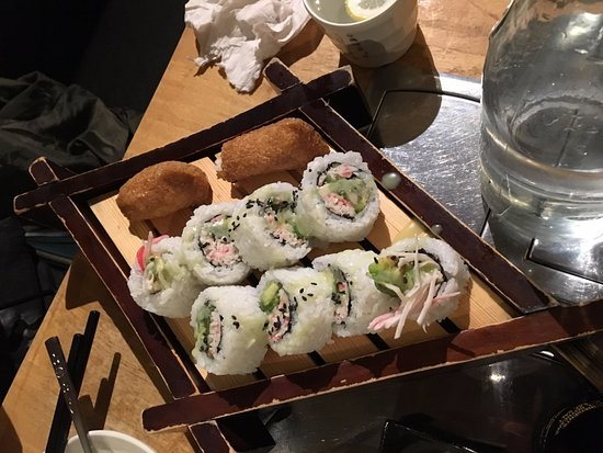 Arisu dublin restaurant reviews phone number photos for Arisu japanese cuisine