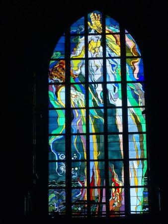 Franciscan Church (Kosciol Franciszkanow): The Father by Wyspianski