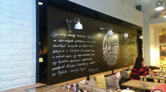 IKON Restaurant Debrecen: עיצוב מודרני