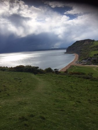 Branscombe, UK: Jurassic Coast