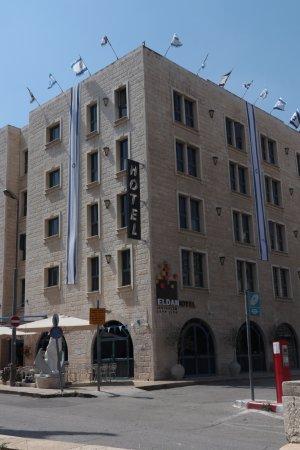 엘던 호텔 예루살렘 사진