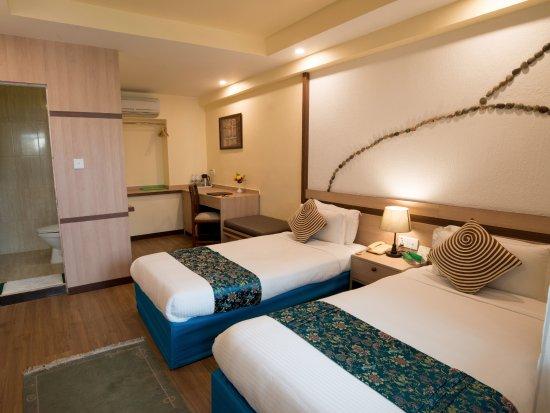 Kathmandu Guest House: Newly Renovated Garden Facing Room
