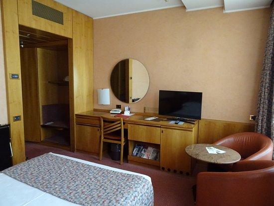 Altra vista della camera