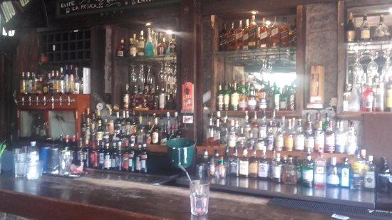 Moby Dick Pub : la barra